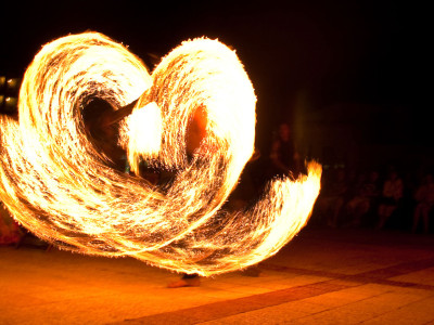Fire worm