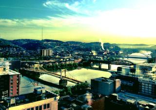 Morning Allegheny