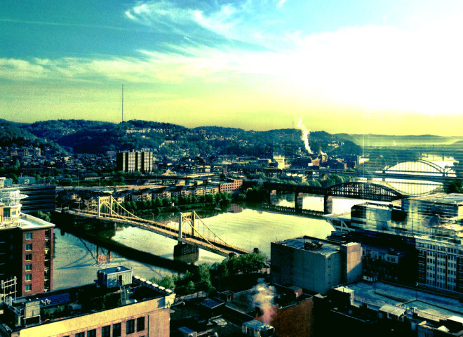 Morning Allegheny