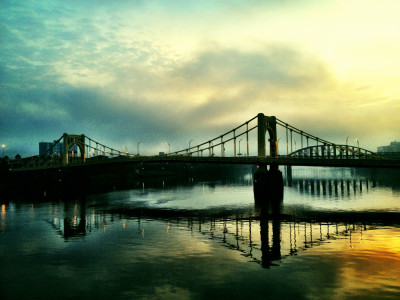 Morning Bridges 1
